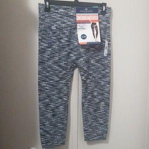 NWT womens crop leggings